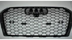 Решетка радиатора в стиле RS A4 B9