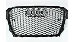 Решетка радиатора в стиле RS A4 B8 рестайлинг