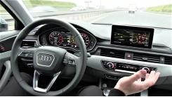 Audi active lane assist B9