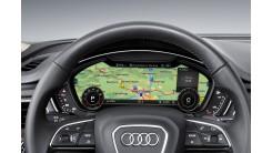 Audi virtual cockpit B9