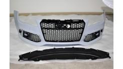 Передний бампер в стиле RS A7 рестайлинг