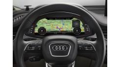 Audi virtual cockpit Q7